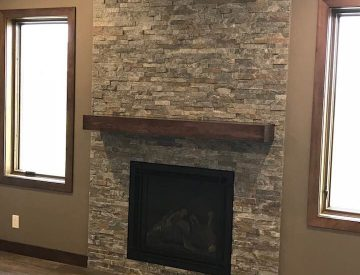Spec Fireplace