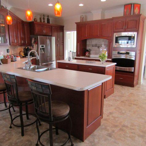 Le Mars kitchen