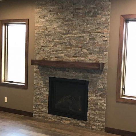 Spec Fireplace